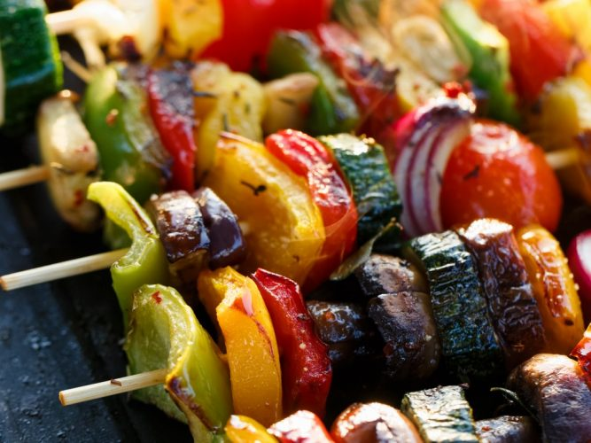 Barbecue Vegetal